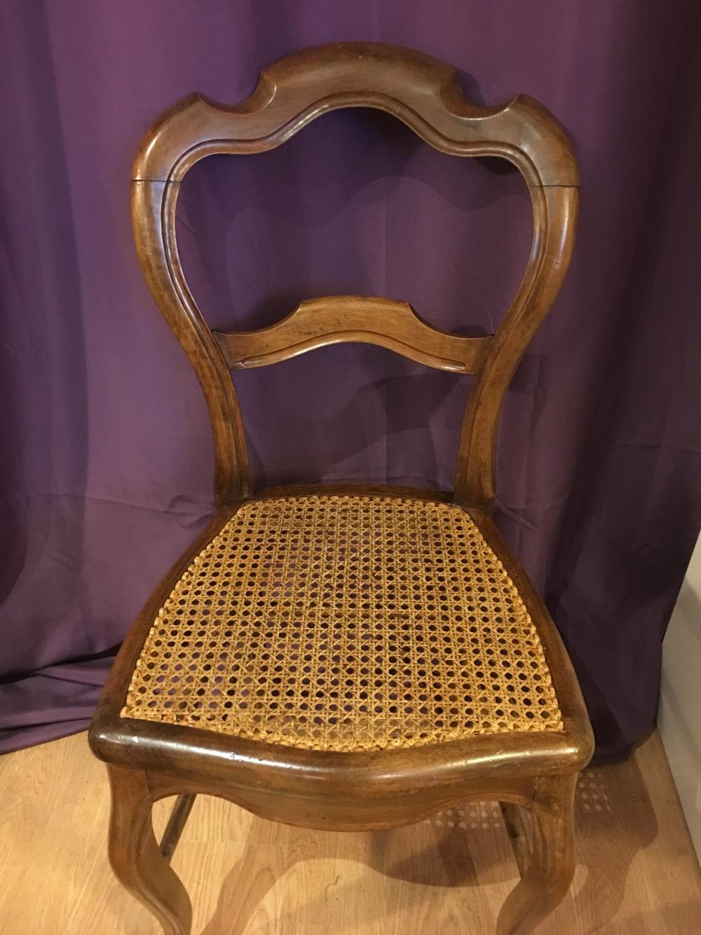 cannage de chaise prix nimes
